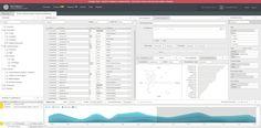 Surveillance Software Concept - Suspect profile