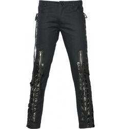 Gothic men's pants