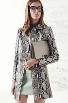 Gucci Resort, Нью-Йорк Коллекция Весна-лето 2015