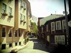 Old Istanbul Houses Sultanahmet Area