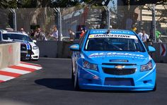 Our Chevrolet Cruze in action at the Topgear festival recently held in Durban