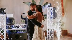 El primer baile de tu boda con pólvora fría. Lace Wedding, Wedding Dresses, Sequin Skirt, Sequins, Skirts, Fashion, First Dance, Weddings, Party