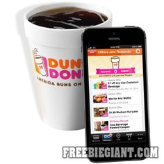 Free $5 Dunkin' Donuts Gift Card With DD Perks Signup - http://freebiegiant.com/free-5-dunkin-donuts-gift-card-dd-perks-signup/  Dunkin' Donuts is offering you a free $5 Dunkin' card and a free any size beverage when you enroll in Dunkin' Donuts Perks.This offer is valid Jan. 12 through Jan. 16, 2015 only.   If you would like to signup for DD Perks with the Dunkin' Mobile App, click here to find the DD P...