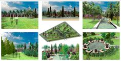 Rhino News, etc.: Lands Design WIP XII