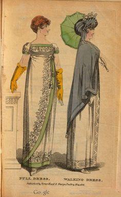 May 1808 fashion plate