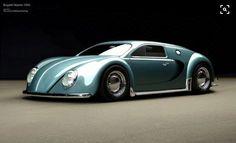 VW - Bugatti Veyron