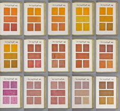 300 years before Pantone, an artist created his own 800-page index of colours | Creative Boom