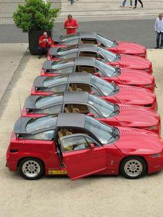 Alfa Romeo SZ #alfa #alfaromeo #italiandesign http://amzn.to/2sU00bB