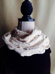 Infinity Merino Cowl- my new favorite go to cold weather accessory