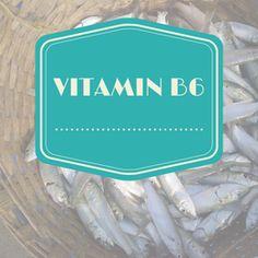 Ihr wollt wissen, welche Lebensmittel alle Vitamin B6 enthalten? Hier geht's zur Tabelle!