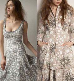 alabama chanin dress 2006 - Google Search