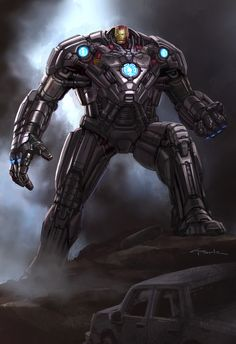 The website of Andy Park- concept artist, illustrator, comic book artist Iron Man Avengers, Avengers Age, Marvel Comics Art, Marvel Vs, Armadura Ninja, Iron Man Fan Art, Andy Park, Ironman, Spiderman Art