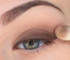 Классный макияж с пошаговой инструкцией. | Макияж глаз Human Eye, Cosmetics, Eyes, Makeup, Hair, Beauty, Make Up, Whoville Hair, Beleza