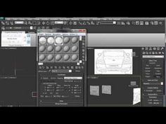3Ds Max Tutorial: Setting up reference images for modeling