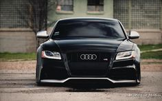 2015 Audi RS5 Black Image Wallpaper