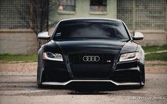 2015 Audi RS5 Black Image Wallpaper