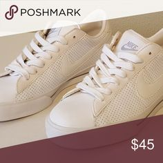 Walking shoes Classic white leather nike walking shoes Nike Shoes Sneakers