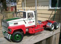 Model Kits, Semi Trucks, Scale Models, Scale Model, Big Rig Trucks