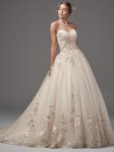 Decadence Wedding Dress | Sottero & Midgley