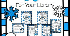 Free Winter Signs for Your Library