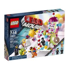 Lego Movie Mini Figures and Play Sets