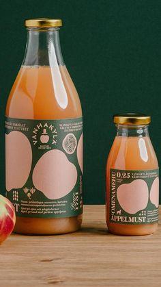 Food Branding, Juice Branding, Juice Packaging, Food Packaging Design, Beverage Packaging, Bottle Packaging, Packaging Design Inspiration, Brand Packaging, Graphic Design Inspiration