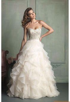 Robe de mariée Allure 9110 2014