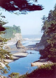 Neah Bay, Washington