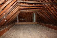 The Norwindians: Remodel Part 1: An Attic Story