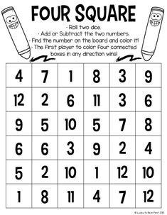 Math Games Galore!