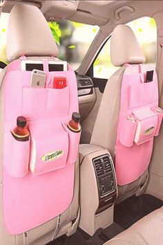 #Car #accessories #store #nearby #assuranceand #boxdrinks Car back Seat Organizer Storage Bag Box Case MultiPocket  Size4050cmOur materials and sizes are specially designed  The quality is superiorreasonable price quality assuranceand quality of service will create a happy experience for our customer  The main compartment is made of special insulation materialenjoy a good performance and stability quality  The most important feature of this product is the large storage space You can store… Maserati, Bugatti, Lamborghini, Diy Organizer, Organizers, Volkswagen, Car Organization Kids, Pink Seat Covers, Pick Up