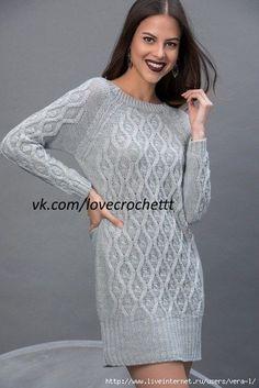 Knit Fashion, Girl Fashion, Womens Fashion, Dress Suits, I Dress, Dresses, Knitted Shawls, Crochet Clothes, Dream Dress