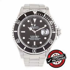 Rolex Oyster Perpetual Submariner Date Ref. 16610 - Pre-Owned