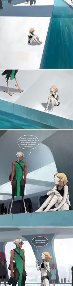 Чтение манги Thermohalia 1 - 3 - самые свежие переводы. Read manga online! - ReadManga.me