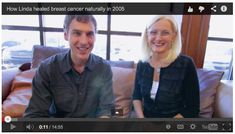 How Linda healed breast cancer naturally in 2005