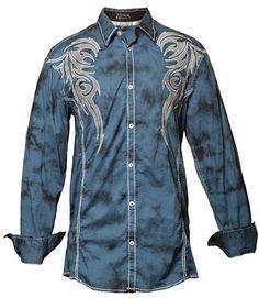 Native - Blue, Roar Clothing