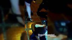 Un ladron capturado en Boston, Medellin, carrera 36 con 57