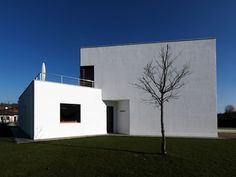 B House By Damilano Studio Is A House That Was Built For Entertainment.  Look At