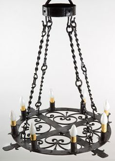 Spanish style chandeliers in Home Lighting - Compare Prices, Read
