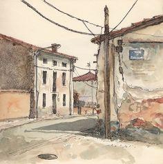 Guardos street by Adolfo Arranz, via Flickr
