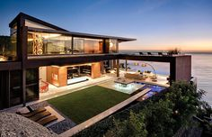 Contemporary home near Atlantic Ocean | Nettleton 198 | Cape Town, South Africa | SAOTA