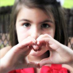 #heart #love #zoom #photography #kid #poses #family