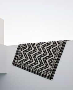 Cement Tiles Rug by MARLO&ISAURE, on sightunseen.com