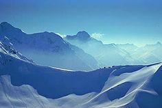 Panorama Fellhorn-Oberstdorf
