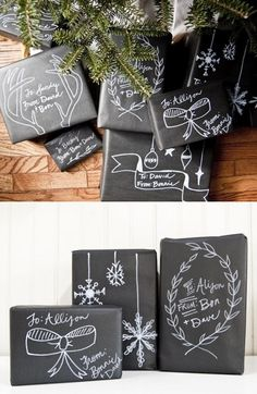 exPress-o: 10 Takes on Christmas Gift Wrapping