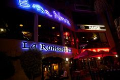 La Romantica When in Paarl. Eat here! Best value for money and the food was super! Vienna, Places Ive Been, Venice, Cape, Neon Signs, Restaurant, Money, Food, Mantle