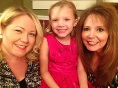 Ashley, Lilly and Tammy (Christmas 2014)