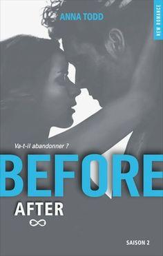 Hardin tient un journal secret qui lui permet de canaliser sa colère et d'analyser ses sentiments. Il y raconte son histoire, les semaines qui vont changer sa vie et sa passion amoureuse pour Tessa. Mais l'amour est exigeant. Sera-t-il capable de l'aimer ?
