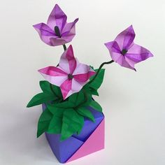 42 best nlm origami passion garden flowers images on pinterest garden flower origami bouquet origami flowers paper flowers for sale paper flower arrangements mightylinksfo
