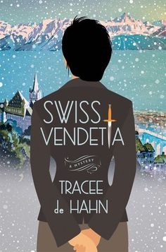 Swiss Vendetta by Tracee de Hahn is the first book in the Agnes Luthi series.  Look at my review of this new mystery novel!  http://bibliophileandavidreader.blogspot.com/2017/03/swiss-vendetta-mystery.html